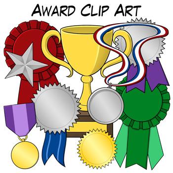 Award Clipart by Digital Classroom Clipart | Teachers Pay ...