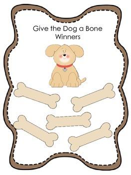 Award-Give the Dog a Bone