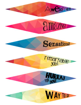 Award Pencil Toppers