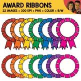 Award Ribbons Clipart
