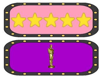 Award Winning Behavior Chart