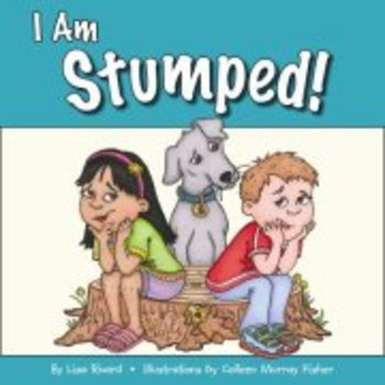 Award Winning Book- I Am Stumped!