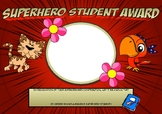 Award diploma / certificate (kids' edition) - Full colour