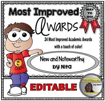 Most Improved Awards