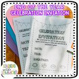 Awards Ceremony Parent Invitation