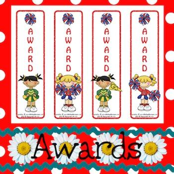 Awards: Cheerleader
