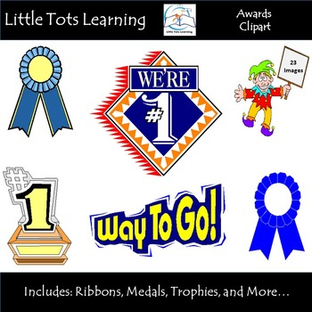 Awards Clip Art
