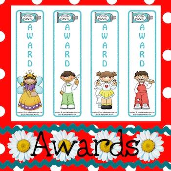 Awards: Dental Health 1