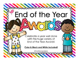 Awards - End of the Year