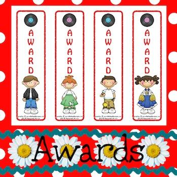 Awards: Fifties & Cheers