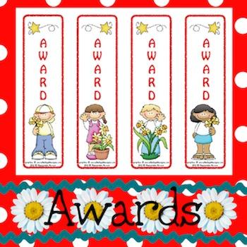 Awards: Flower Power 1