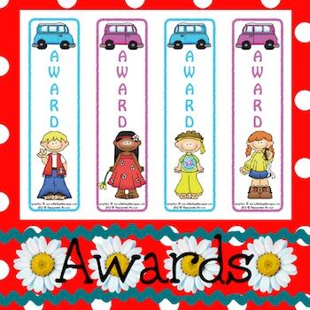 Awards: Flower Power 3