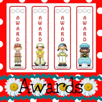 Awards: Golf