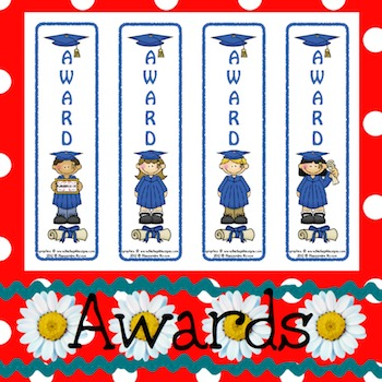 Awards: Graduation 1