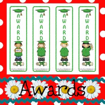 Awards: Graduation 2
