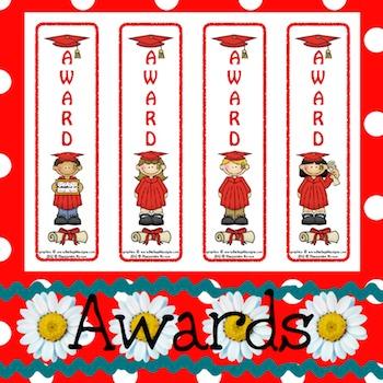 Awards: Graduation 3