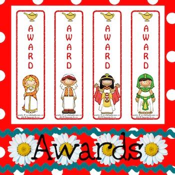 Awards: History 2
