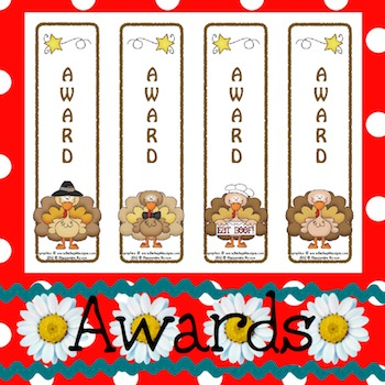 Awards: History 5