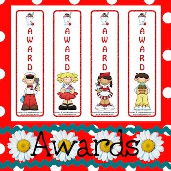 Awards: Ice Cream