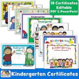 Awards KINDERGARTEN AWARDS and CERTIFICATES (Karen's Kids Printables)