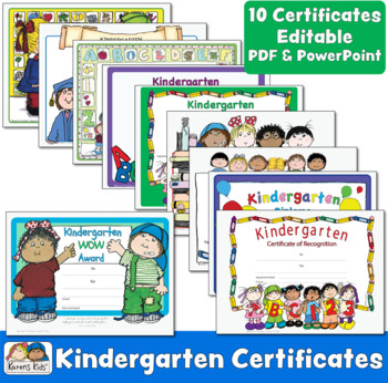 awards kindergarten awards and certificates karen s kids printables