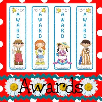 Awards: Kids 4