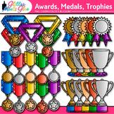 Classroom Award Clip Art: Medals for International Games {Glitter Meets Glue}