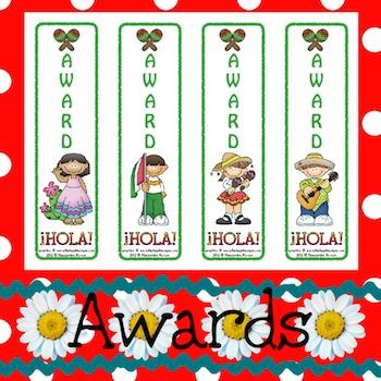 Awards: Mexico