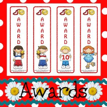Awards: Olympics