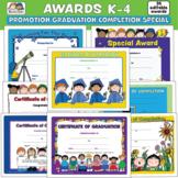 Awards PROMOTION_GRADUATION_SPECIAL Editable (Karen's Kids