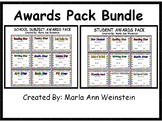 Awards Pack Bundle