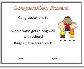 Awards - Primary