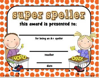 awards printable certificates for end of year recognition bundle 2
