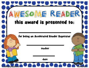 Awards - Printable Certificates for Recognition - MULTICULTURAL SKIN TONES