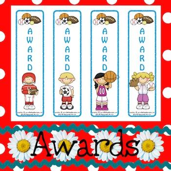 Awards: Sports 1