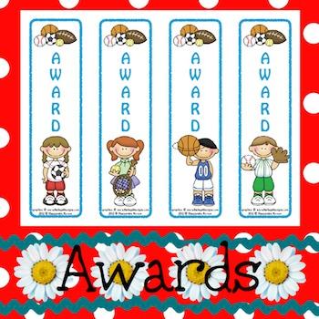 Awards: Sports 3