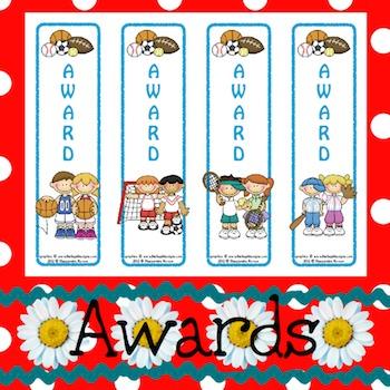 Awards: Sports 4
