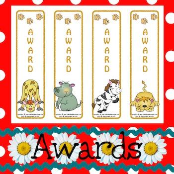 Awards: Tracks