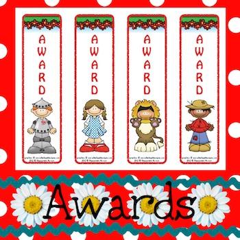 Awards: Yellow Brick Road