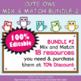 Awards and Brag Tags in Cute Owl Theme - 100% Editable