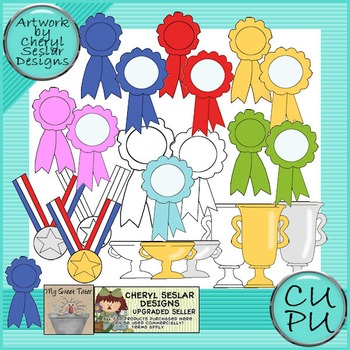 Awards and Such Clipart