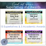 Awards and Superlatives