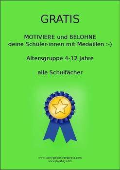 Awards for German learners