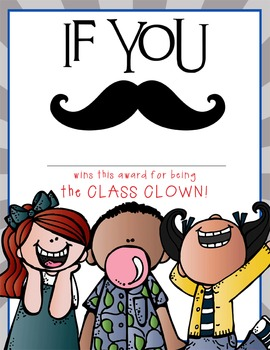 Awards for Year End - If you MUSTACHE ...