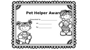 Awards for the End of the Year in PowerPoint Format