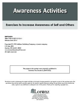 Awareness Activities