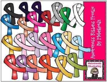 Melonheadz: Awareness Ribbon Freebie - Combo Pack