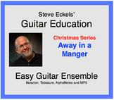 Away in A Manger - Christmas Guitar Ensemble, Guitar Trio