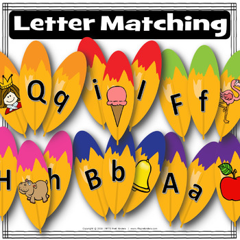 Awe Turkey Feathers LETTERS SORT MATCHING
