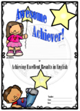 Awesome Achiever in English